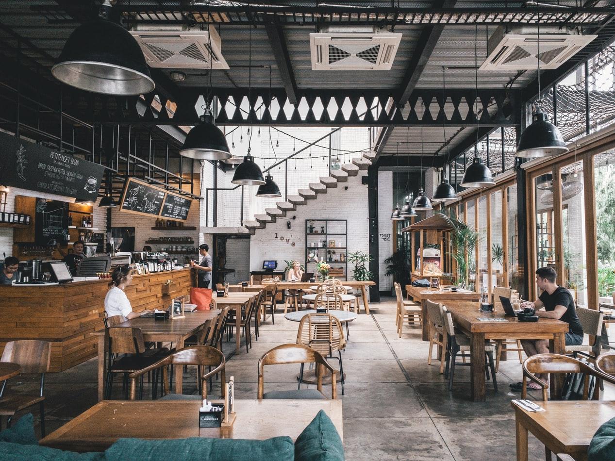 Des restaurants
